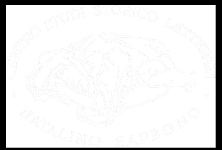 Logo Fondazione Sapegno